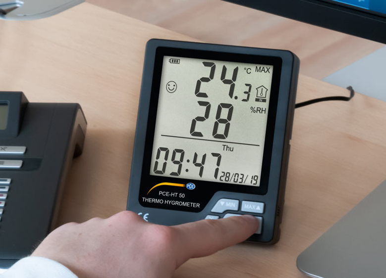 hygrometer thermometer uk
