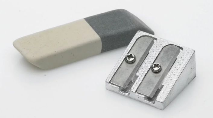 manual pencil sharpener