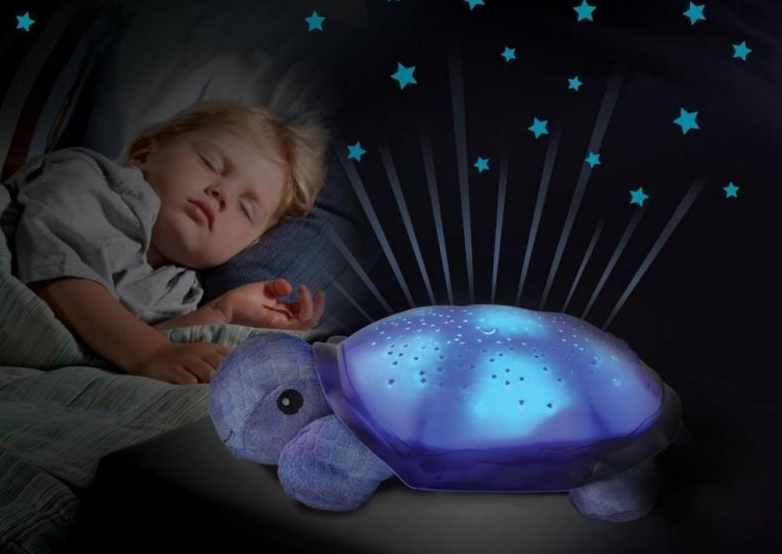 sea turtle baby night light