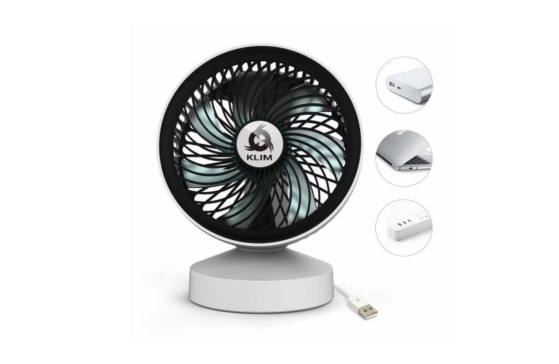 KLIM Breeze USB Desk Fan