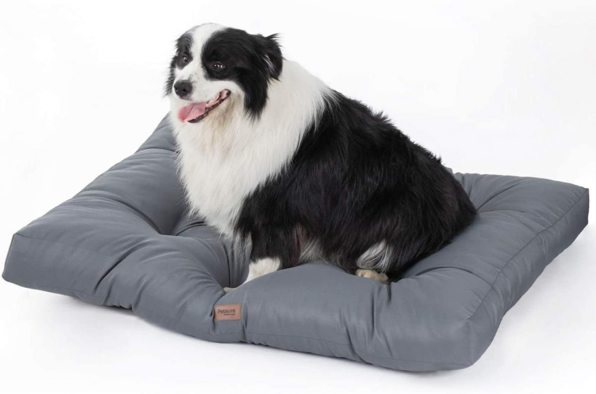 Bedsure washable dog mattress