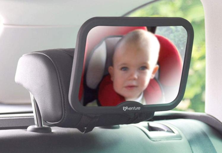 Venture Baby Car Mirror Shatterproof