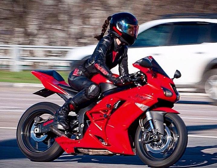 Women's Motorcycle Helmets