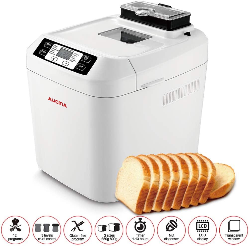 AUCMA Automatic Breadmaker