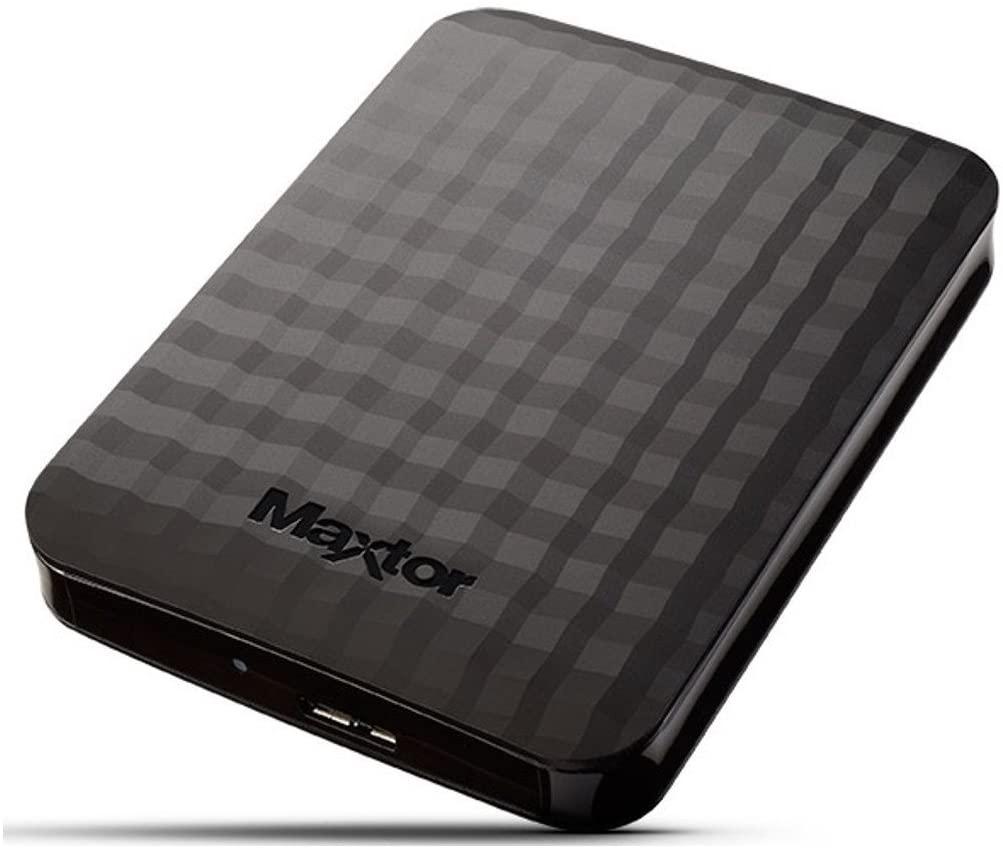 External hard drive Maxtor M3 2TB