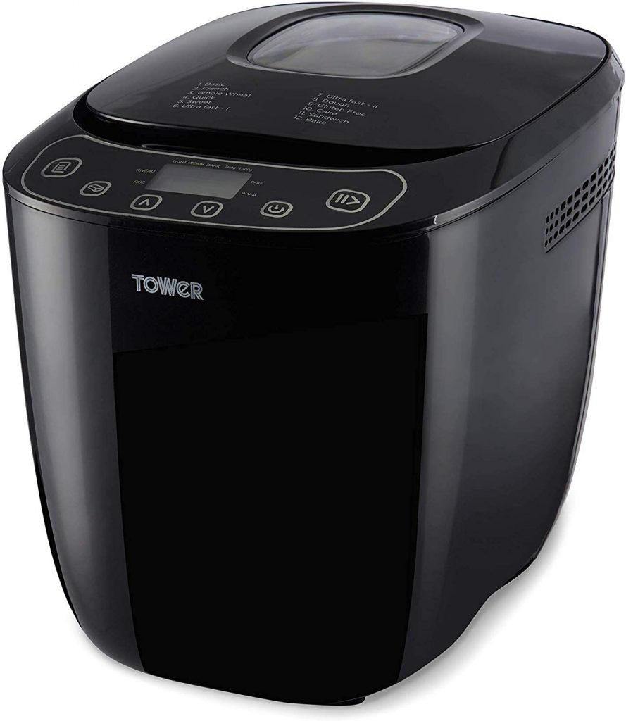 Tower T11003 2 lb Digital Bread Maker