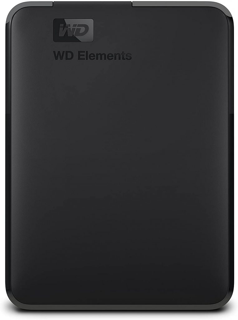 WD 3 TB Elements Portable External Hard Drive