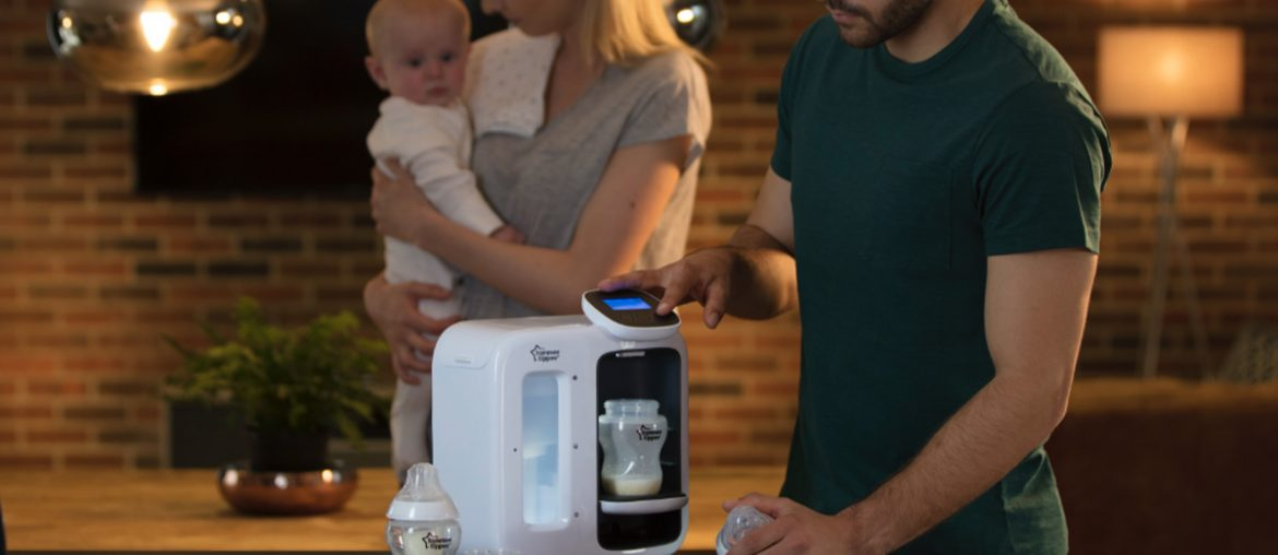 best baby bottle prep machine