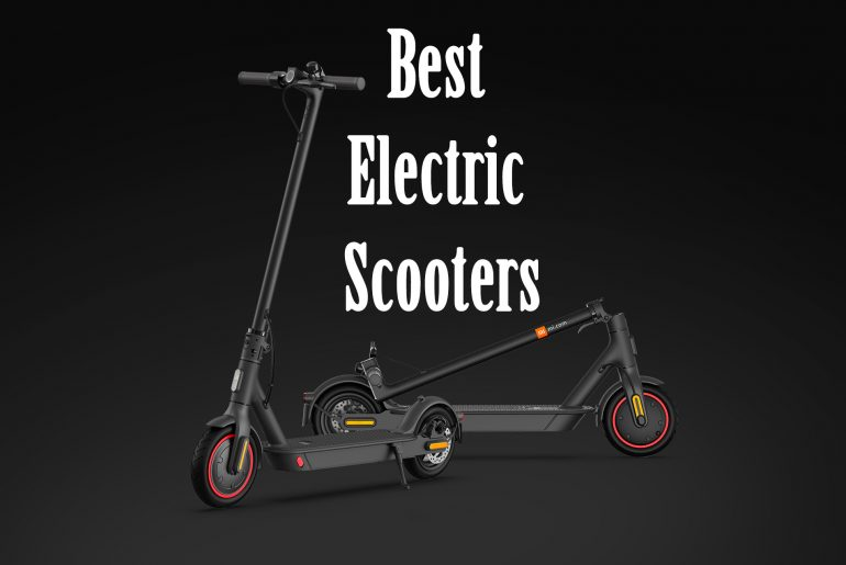 electric scooters UK