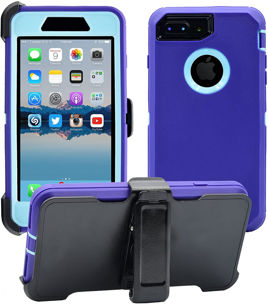 AlphaCell iPhone 8 Plus Cover