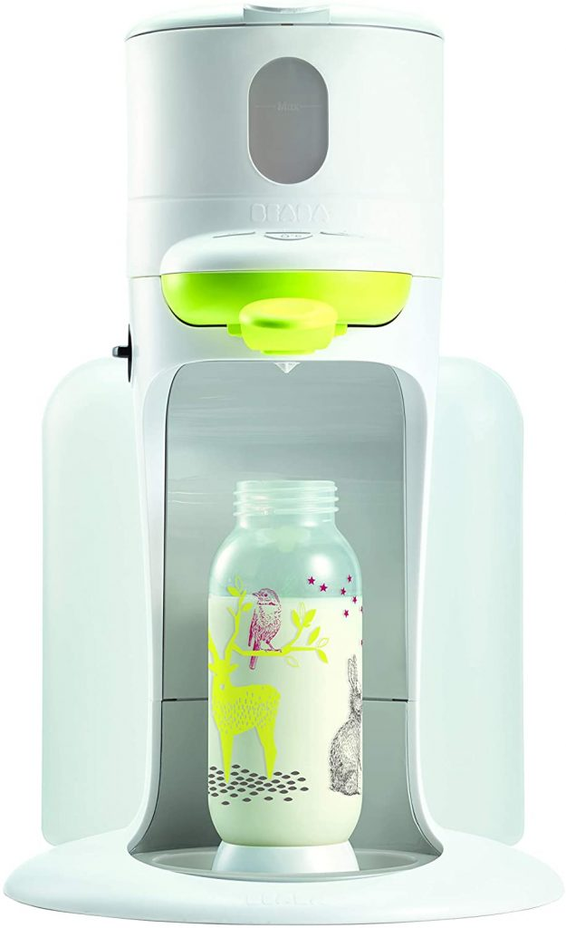 Beaba Bib'Expresso bottle prep machine