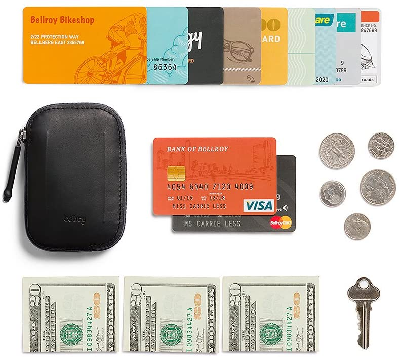 Bellroy All Conditions Wallet Black