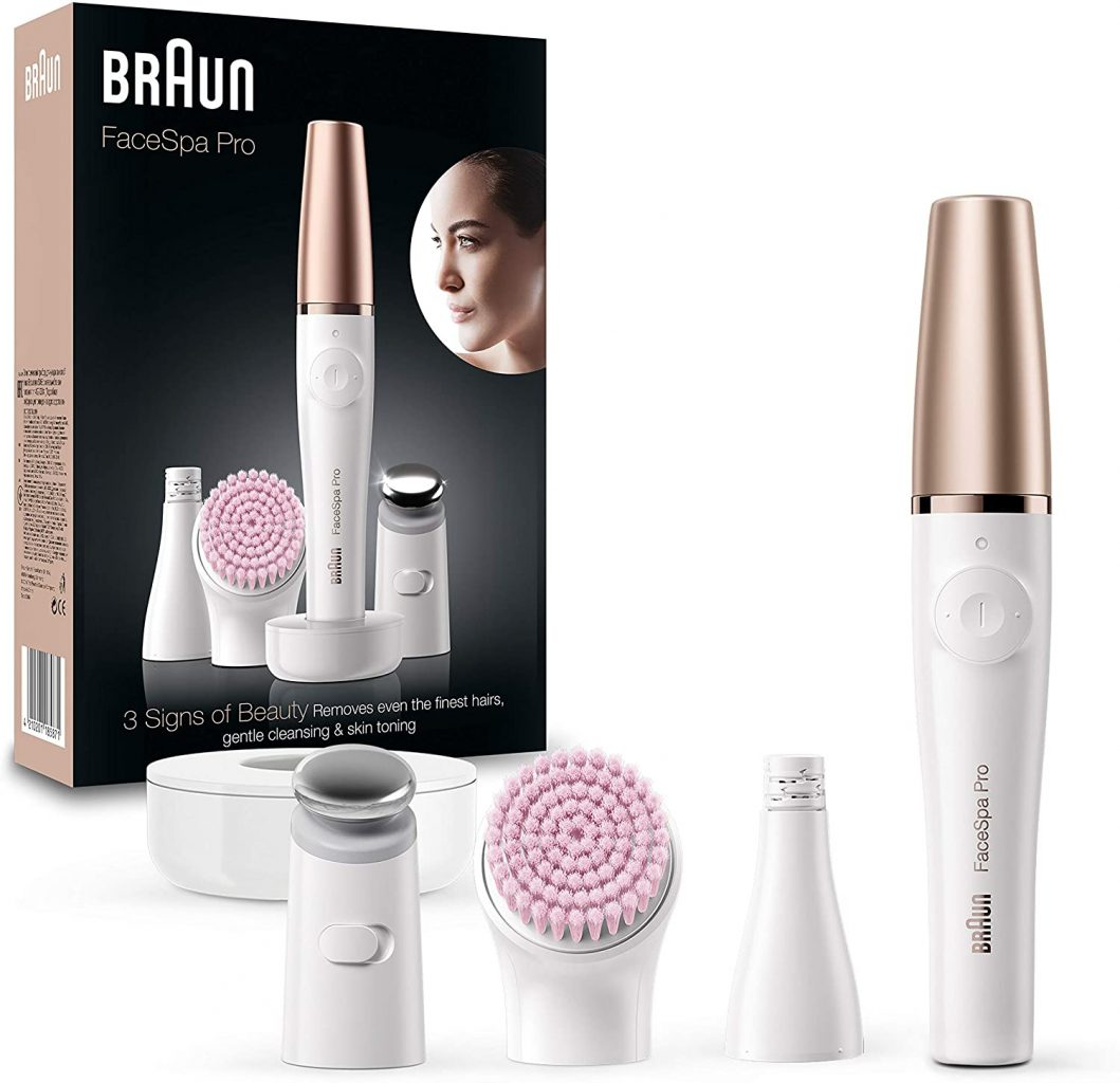 Braun FaceSpa Pro SE912 All-in-One