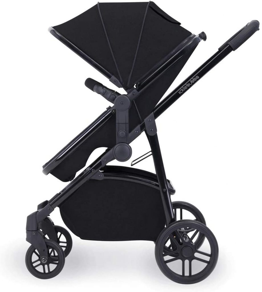 Ickle Bubba Moon 3-in-1 Baby Travel System
