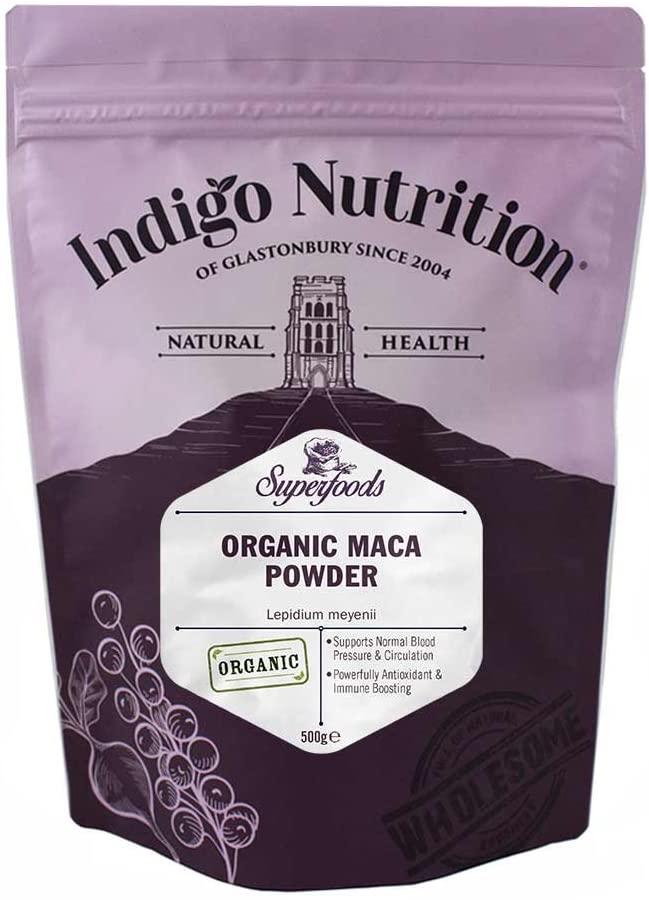 Indigo Herbs Organic Maca Powder