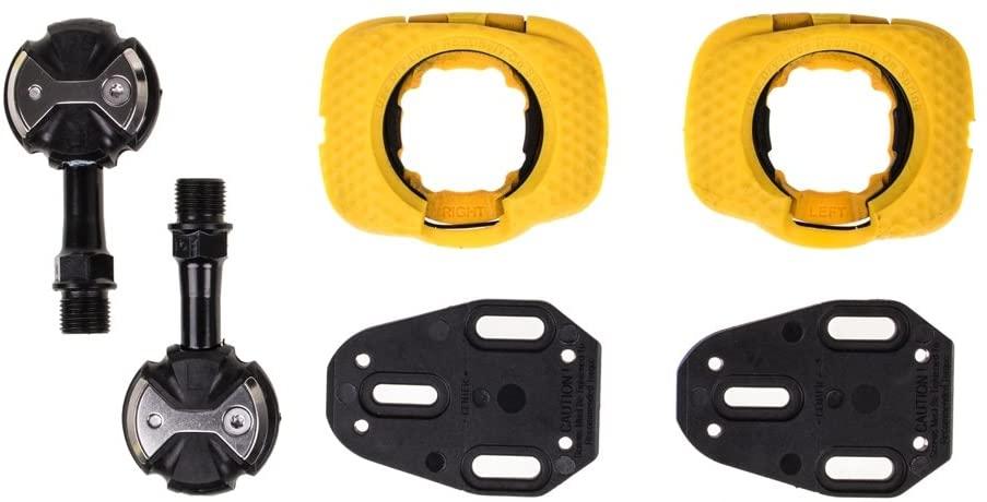 SpeedPlay Unisex Zero Cr-Mo Pedal set