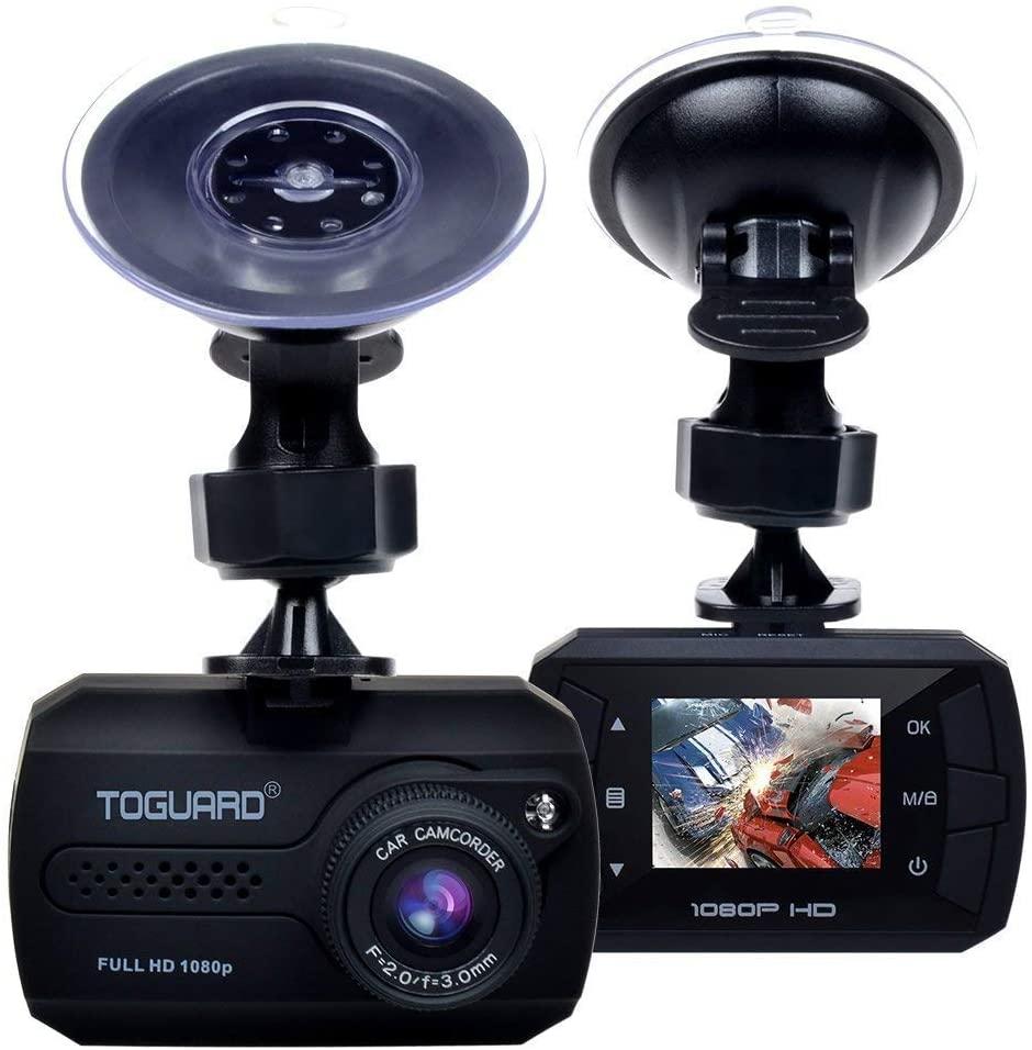 TOGUARD Mini Dash Cam