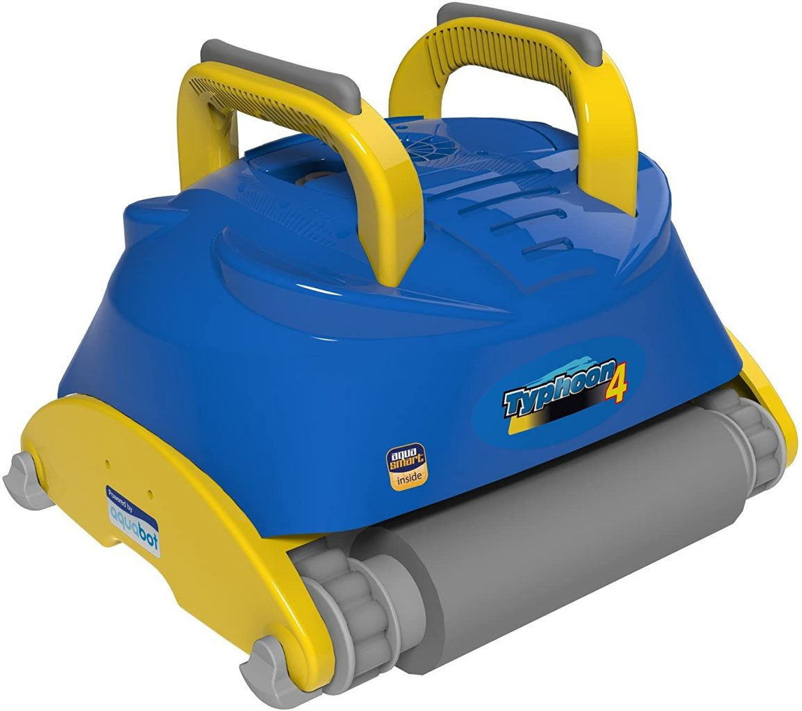 Typhoon 4 Swimming Pool Robot cleaner