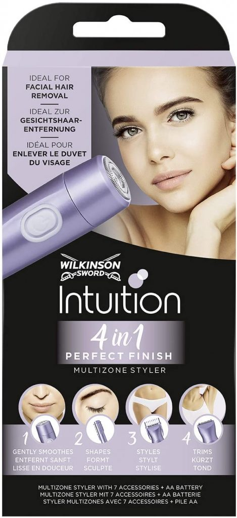 Wilkinson Sword 4-in-1 Intuition Perfect Finish