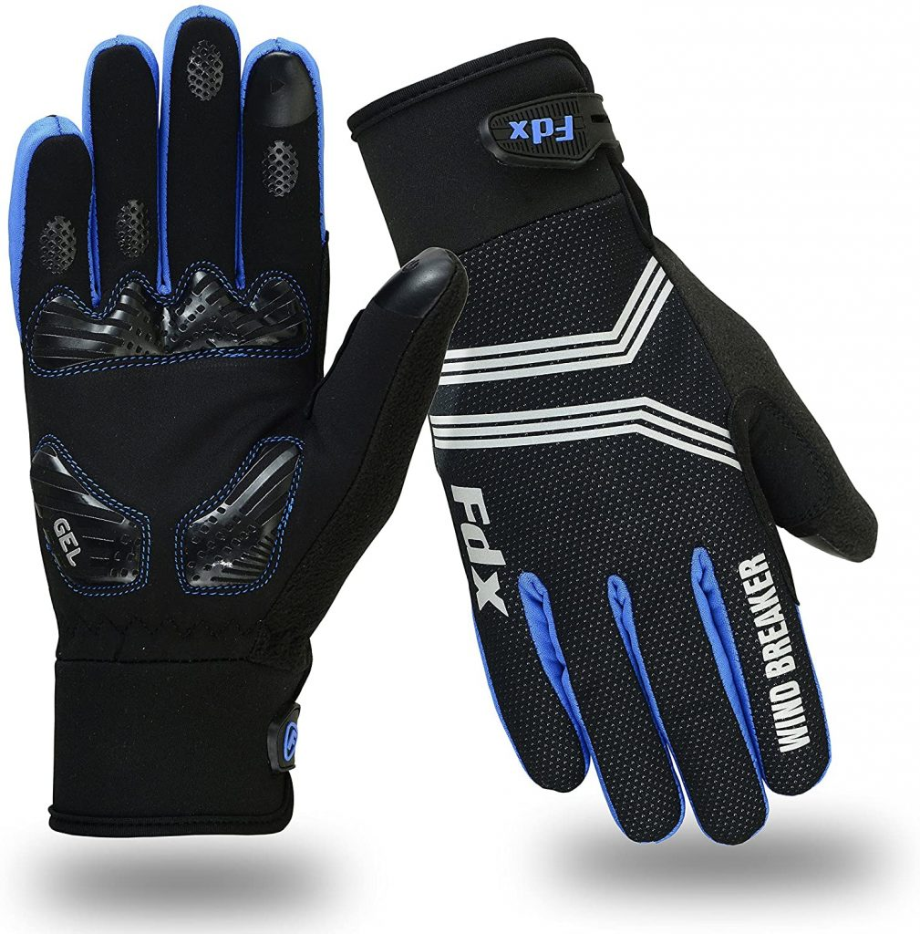 Windproof Cycling Gloves FDX