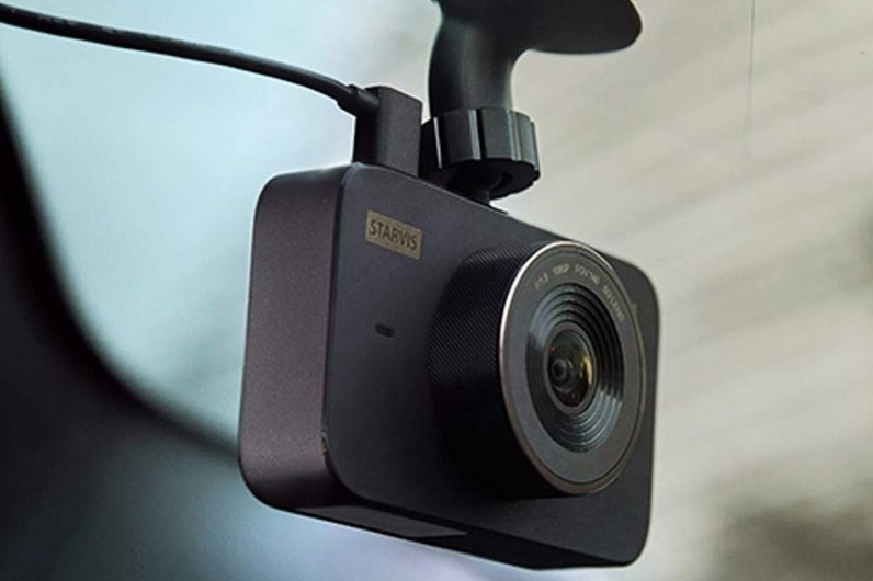 dash cam with parking mode