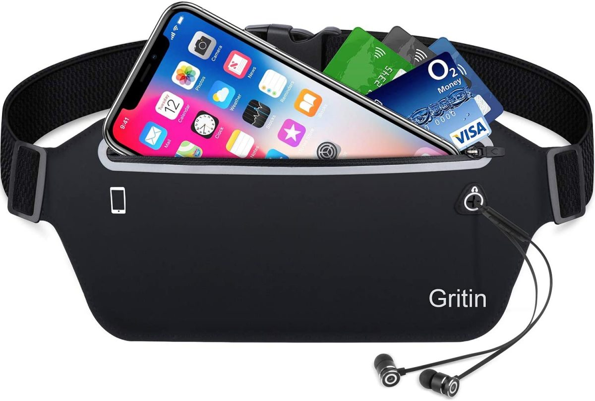 Gritin Running - Money Belt