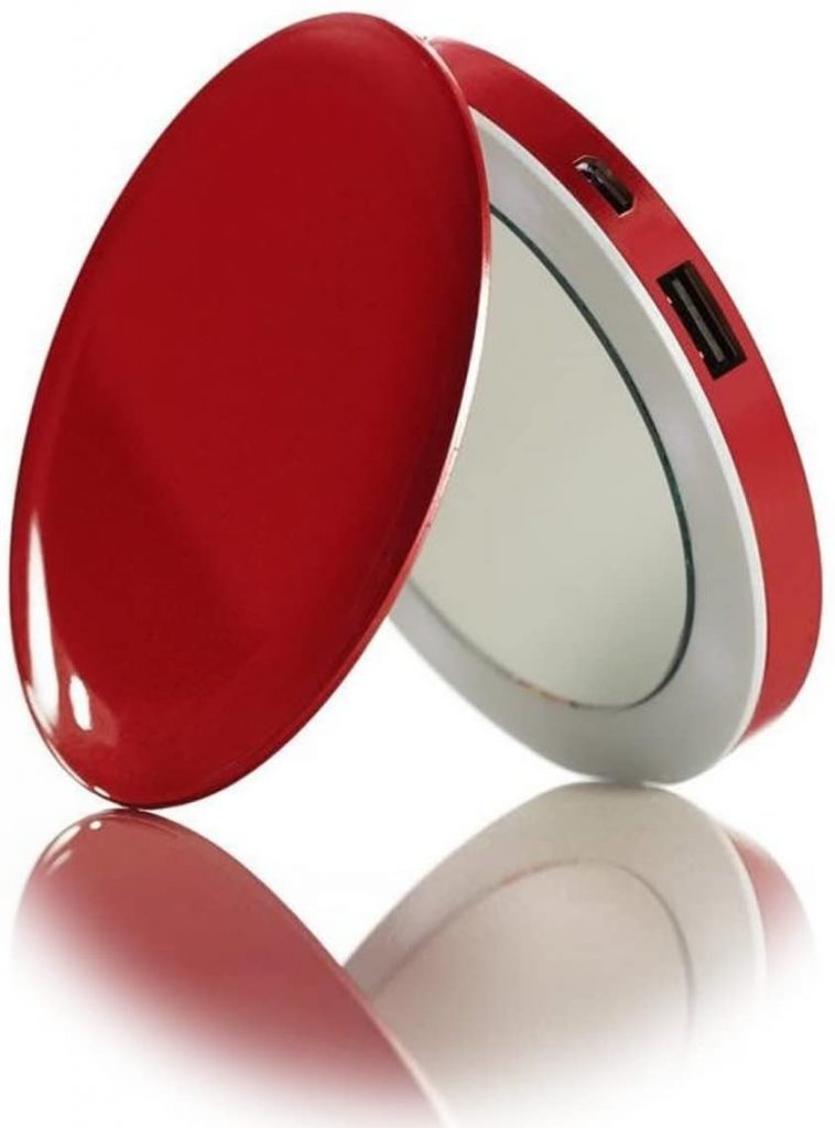 Hyper - Pearl LED Ring Compact Mirror