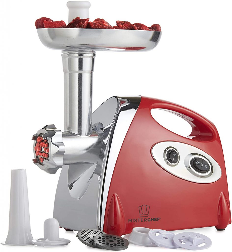 MisterChef Electric Meat Grinder