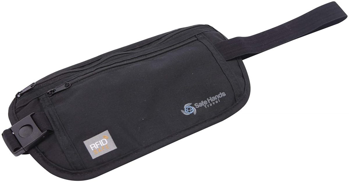 Money Belt - Safe hands travel
