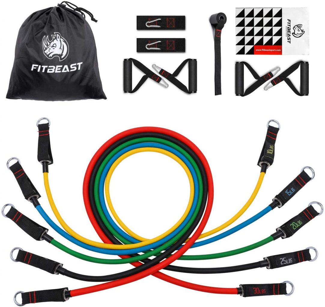 FitBeast Exercise Resistance Bands