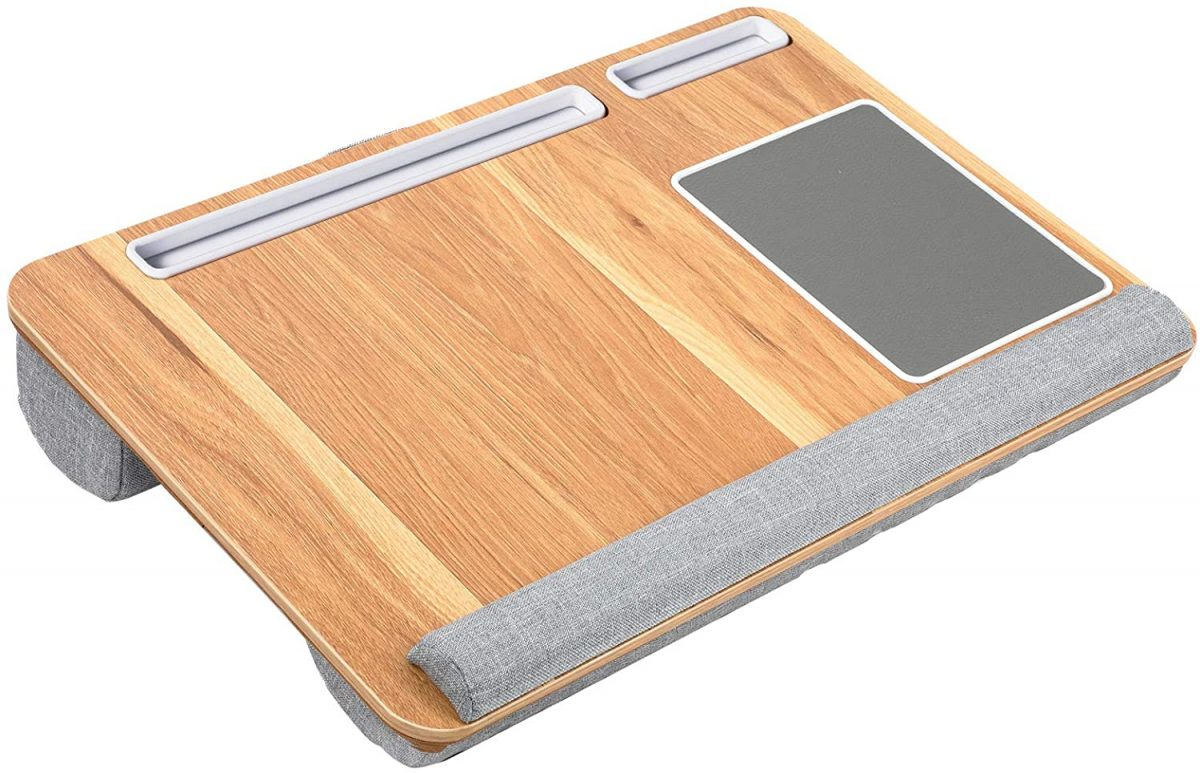HUANUO Laptop Tray with Cushion