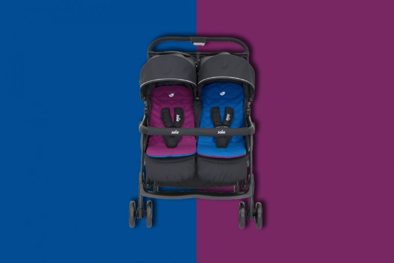 Best double pushchairs for todlers and newborn