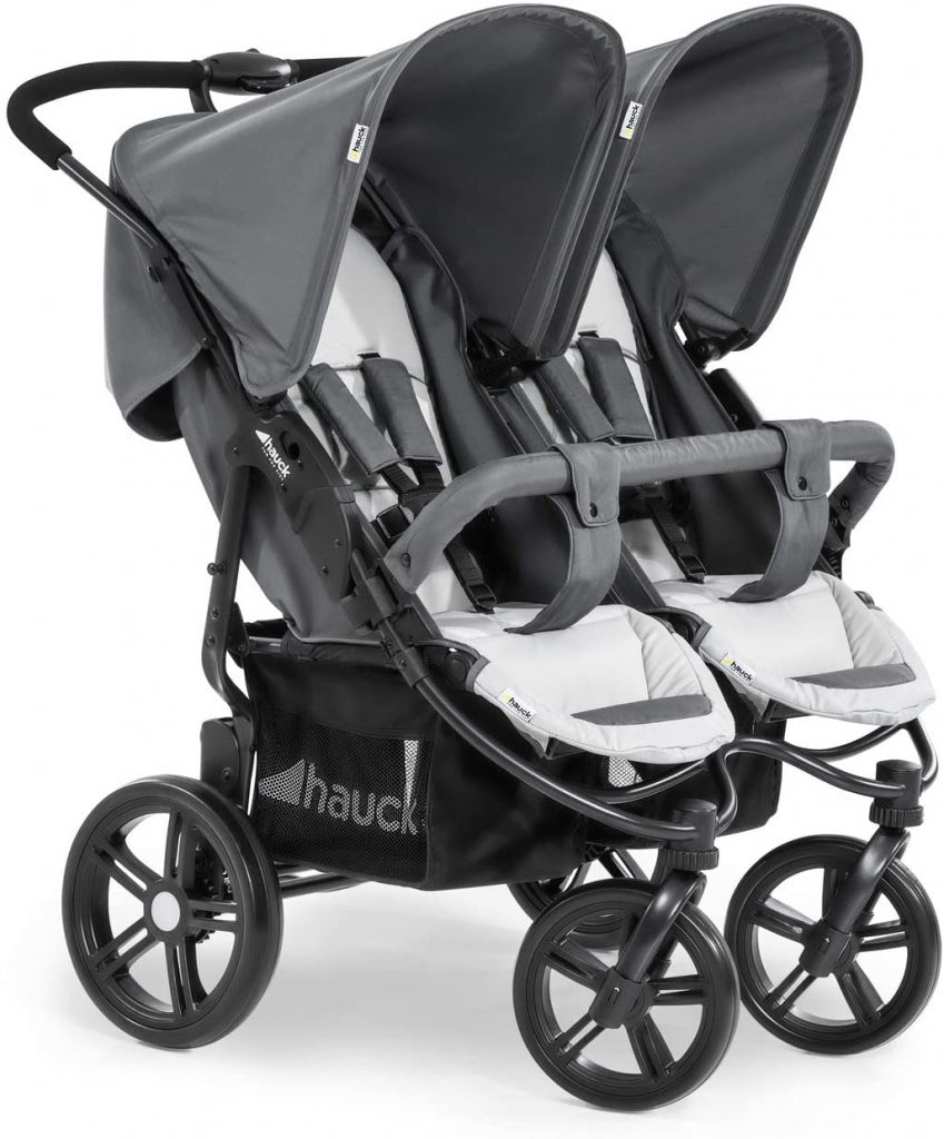 Hauck Roadster Duo SLX Side by Side Double Pushchair