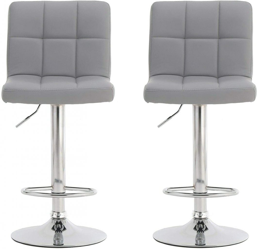 Pair of Cuban Bar Stools for kitchen