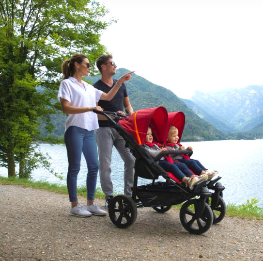 double buggy reviews
