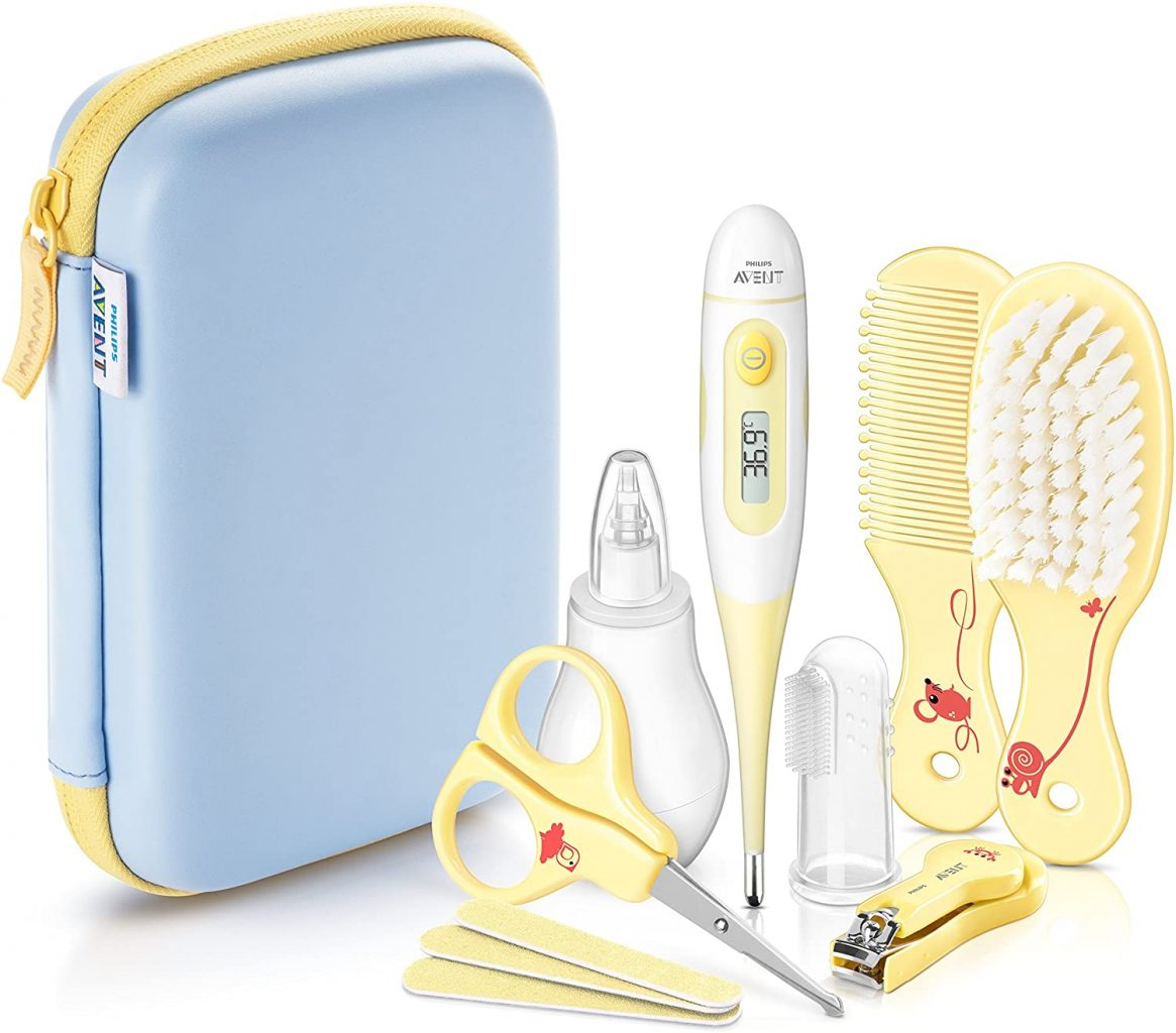 Philips Avent SCH400/30 baby grooming kit