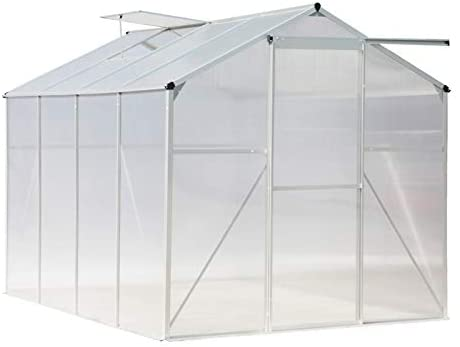 The Fellie Garden Greenhouse Polycarbonate