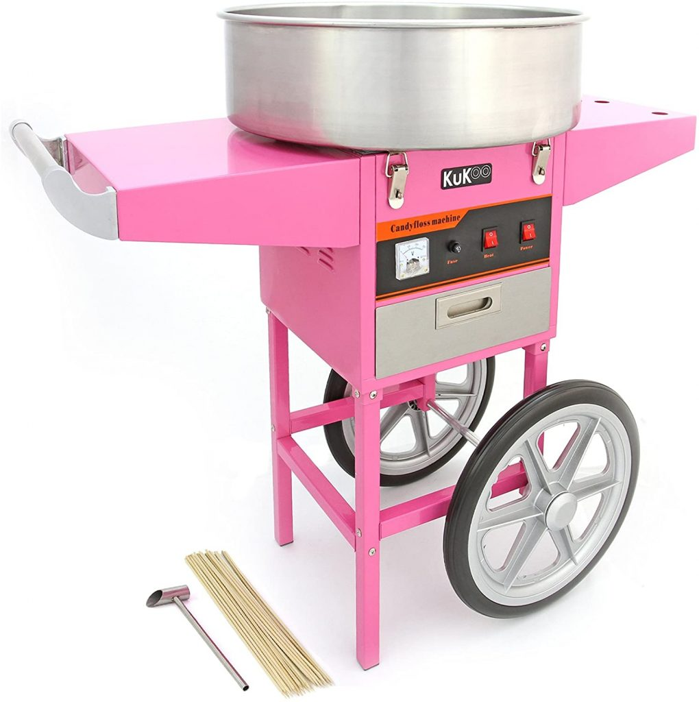 Commercial Cotton Candy Floss Maker