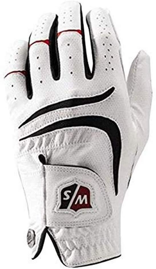 Wilson Staff Men's Grip Plus Golf Glove
