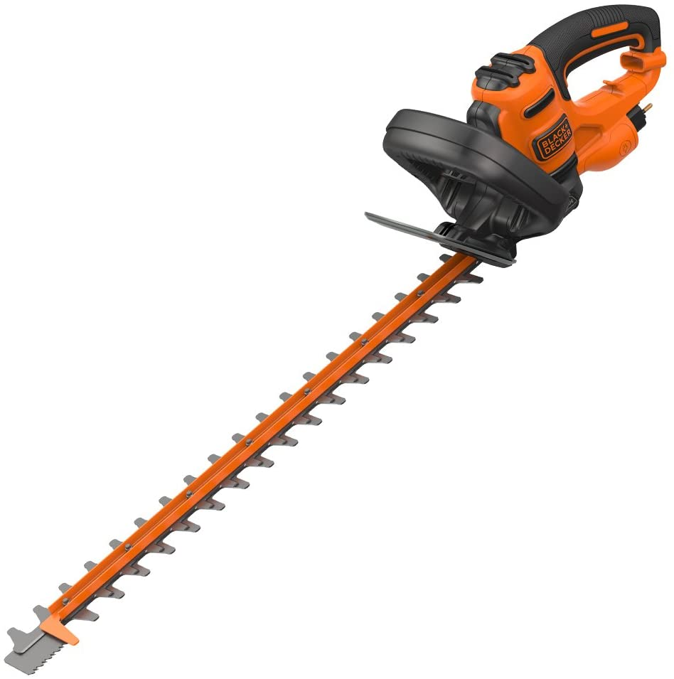 Electric hedge trimmer Black & Decker BEHTS501-GB