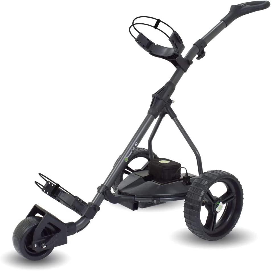Powerbug GT tour lithium electric golf trolley