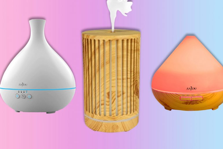 Aroma Diffusers for Essential Oils