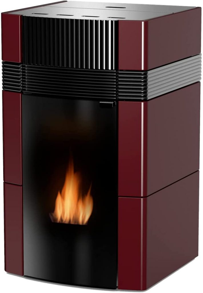 Woody Water Carrying Pellet Stove