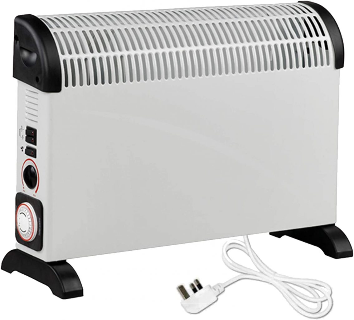 sparkLED 2000W Freestanding Wall Mount Convector Heater